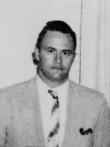 Reserve Deputy Bryce N. Patten